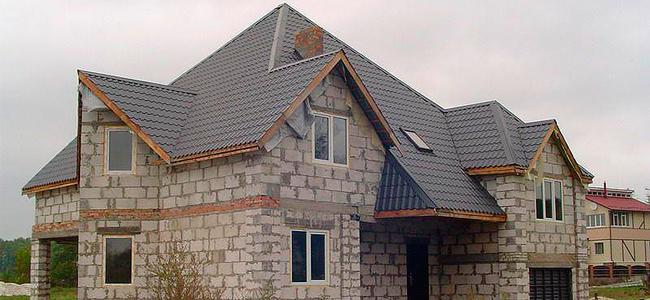 Как построить дом из пеноблоков своими руками и сколько это стоит